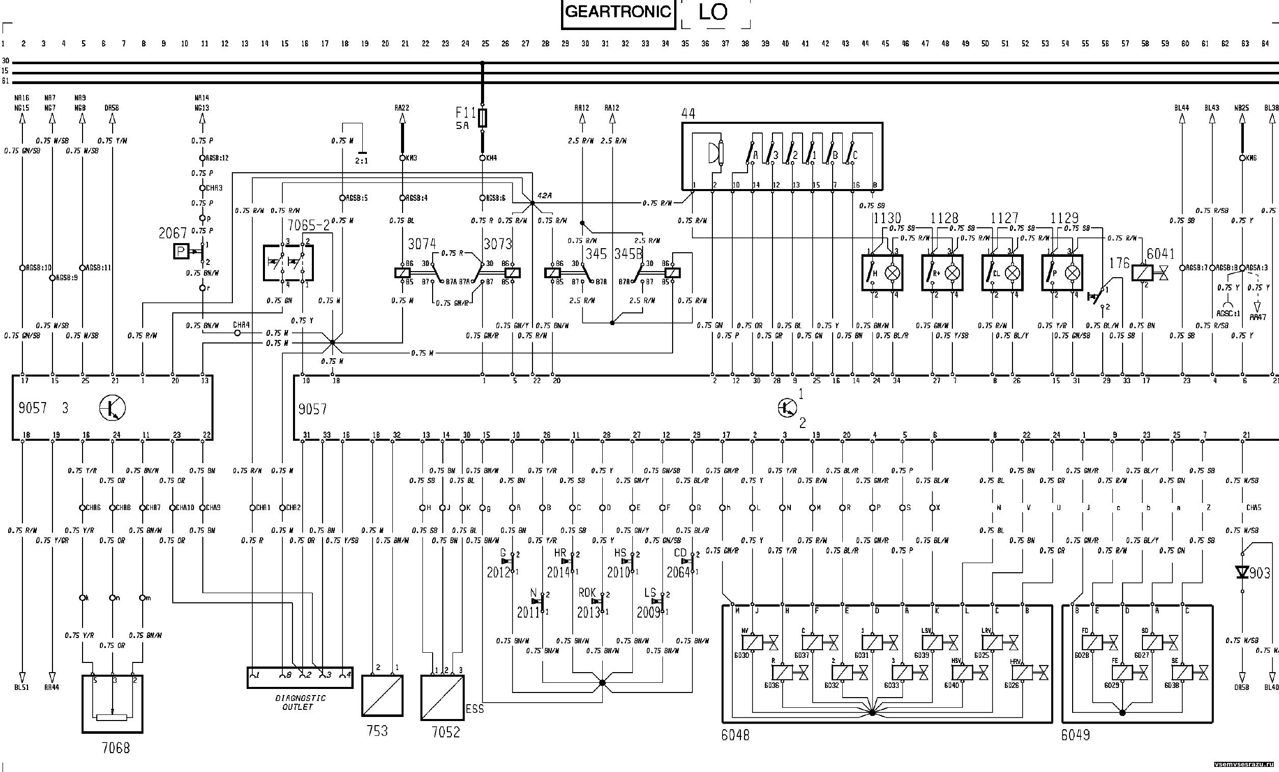 Пневмосистема вольво fh12 схема фото 863
